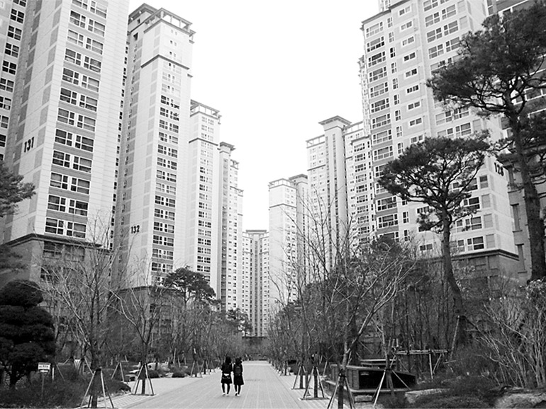 Legacies of the South Korean Mass Housing